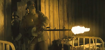 US Trailer for WWI Horror Film 'Trench 11' Directed by Leo Scherman