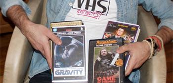 VHS Movies - Golem13