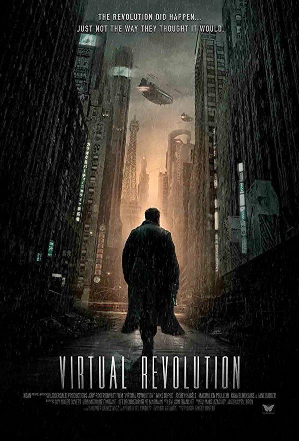 2047 - Virtual Reality Poster