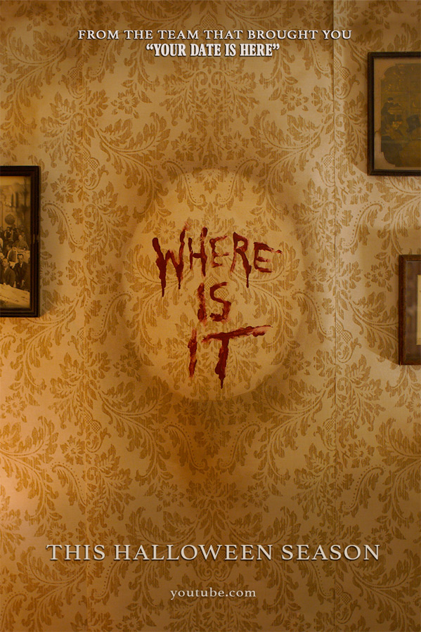 Where Is It Short Film Poster