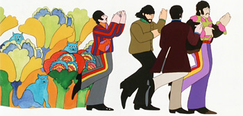 The Beatles' Animated 'Yellow Submarine' Movie Returning to Cinemas