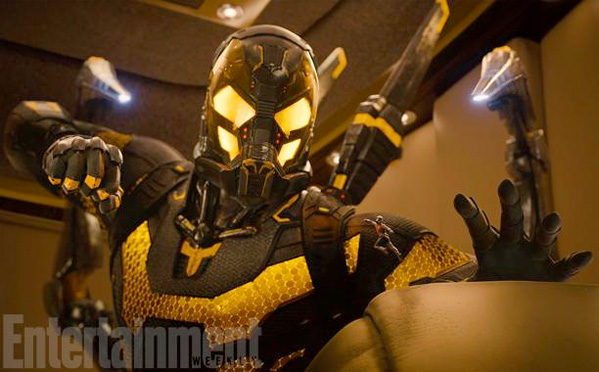 Yellowjacket First Look