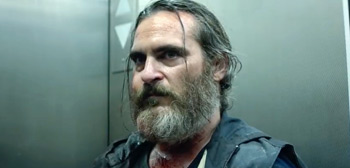 Joaquin Phoenix in Newest UK Trailer for 'You Were Never Really Here'