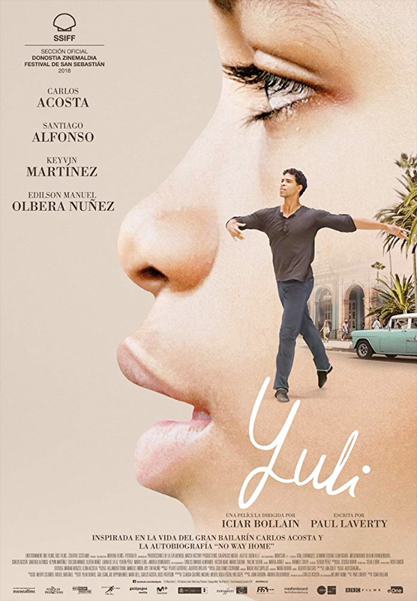 Yuli Movie Poster