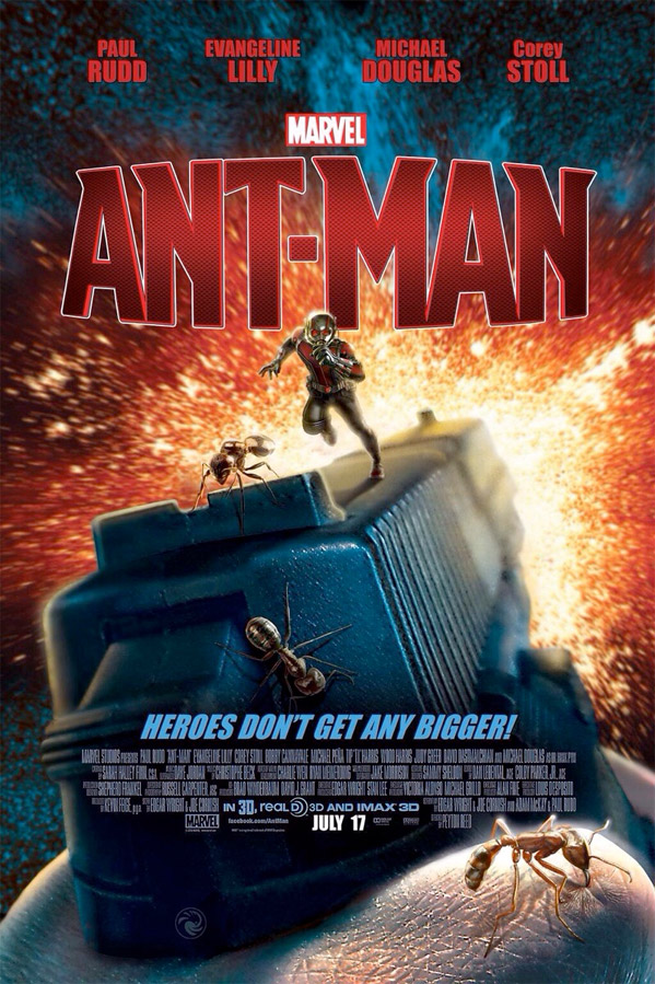 Ant-Man Fan-Art Poster