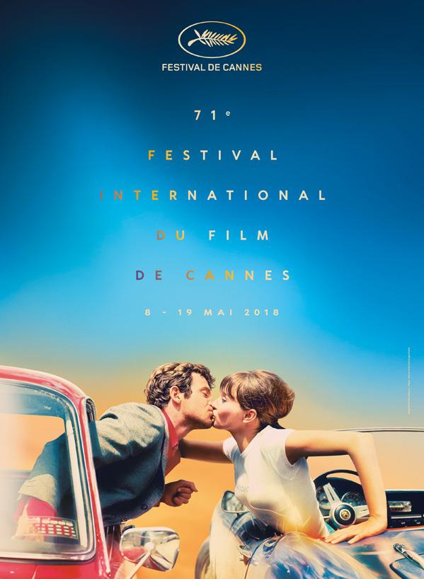 71st Cannes Film Festival Poster