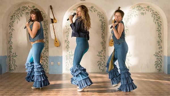 Mamma Mia! Here We Go Again Movie