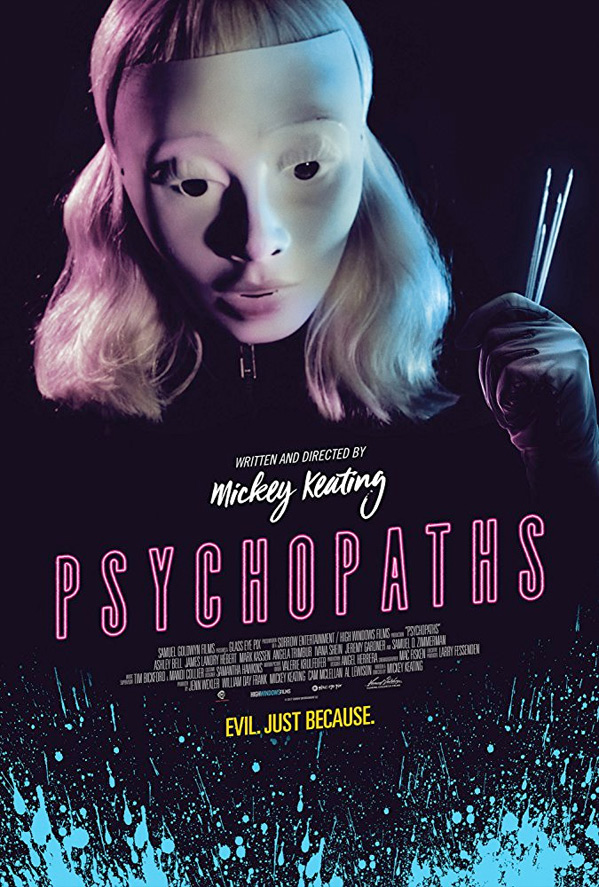 Psychopaths Movie Poster