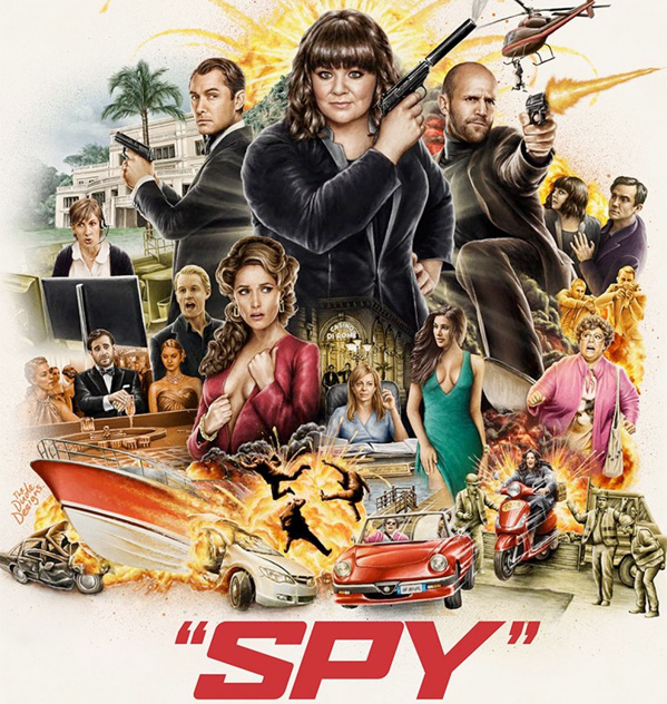 Paul Feig's Spy