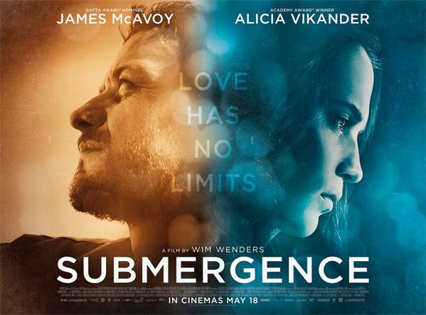 Submergence UK Poster