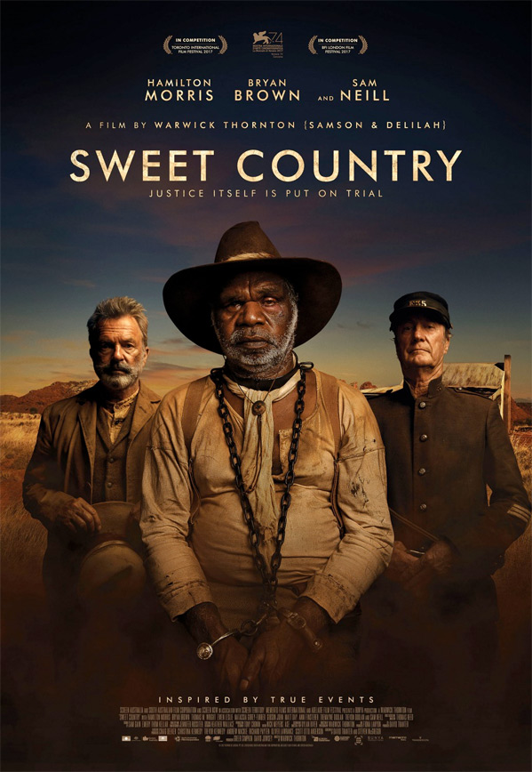 Sweet Country Movie Poster