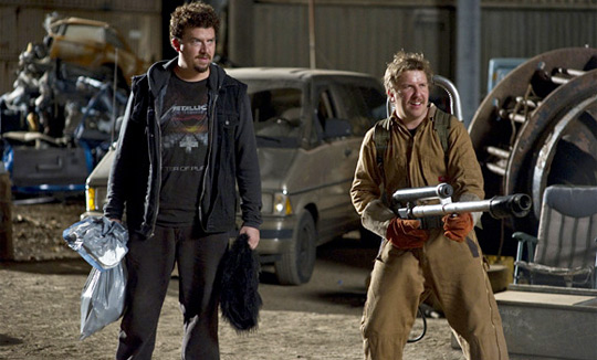 30 Minutes or Less - Nick Swardson and Danny McBride