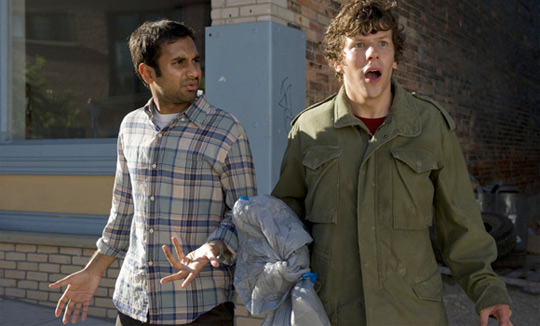 30 Minutes or Less - Jesse Eisenberg and Aziz Ansari