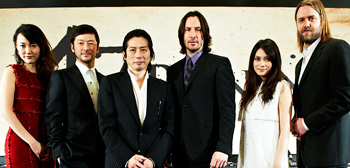 Cast of Carl Rinsch's 47 Ronin