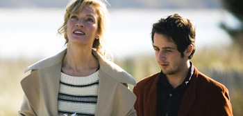 Uma Thurman & Michael Angarano in Ceremony