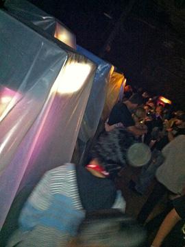 Flynn's Arcade Comic-Con 2010