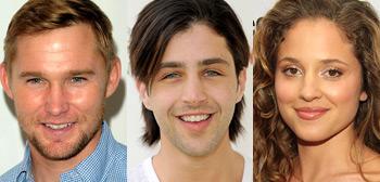 Brian Geraghty, Josh Peck, Margarita Levieva