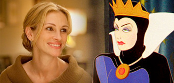 Julia Roberts / Snow White