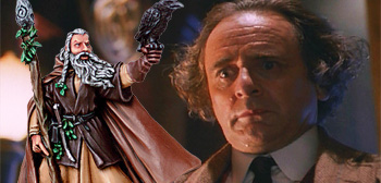 Radagast the Brown / Sylvester McCoy
