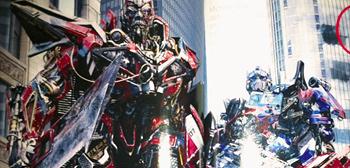 Sentinel Prime & Optimus Prime