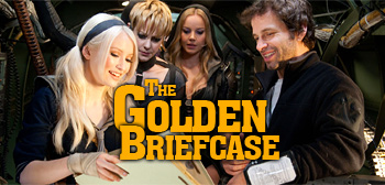 Zack Snyder - The Golden Briefcase