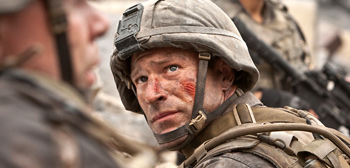 Aaron Eckhart Interview