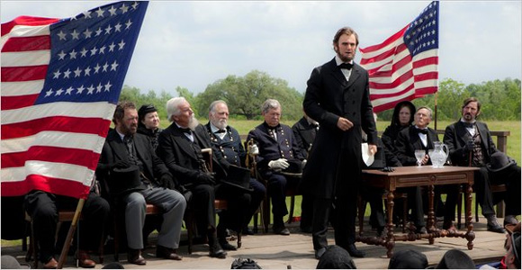 Abraham Lincoln: Vampire Hunter First Look