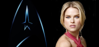 Star Trek / Alice Eve