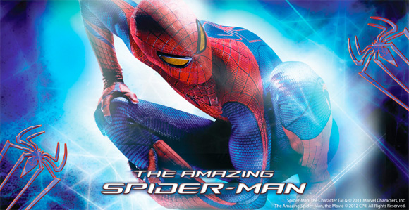 The Amazing Spider-Man - International Banner 1