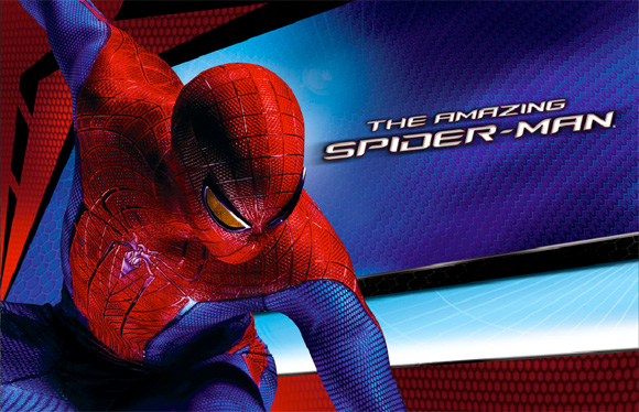 The Amazing Spider-Man - International Banner 2
