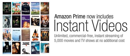 Amazon Videos