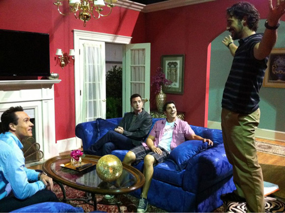 American Reunion: First Look