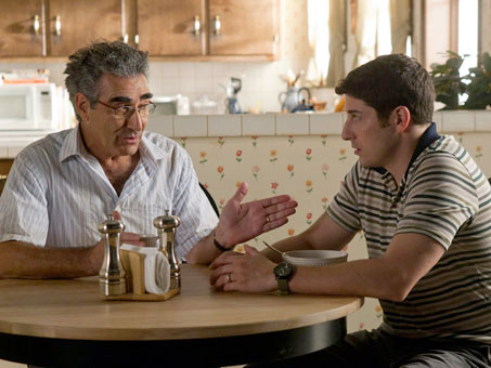 American Reunion - Jim and Jim's Dad