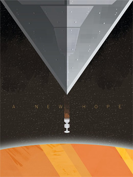 Andy Helms' Star Wars - A New Hope