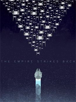 Andy Helms' Star Wars - The Empire Strikes Back