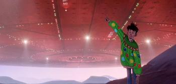 Arthur Christmas Teaser Trailer