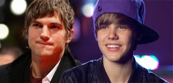 Ashton Kutcher / Justin Bieber