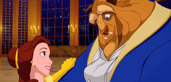 Beauty and the Beast in 3D