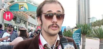 Bob $tencil Comic-Con