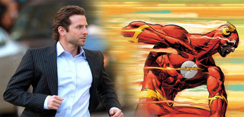 Bradley Cooper / The Flash