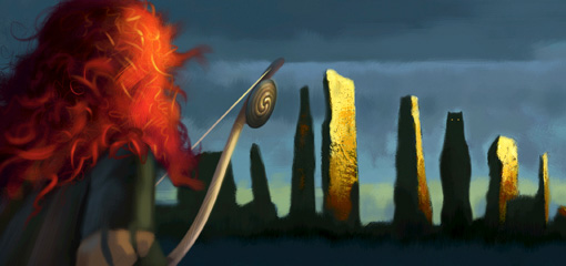Brave Concept Art 1