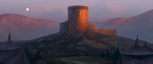 Brave Concept Art 2