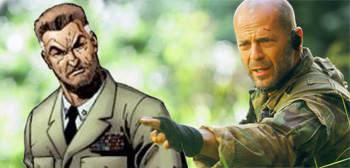 G.I. Joe / Bruce Willis