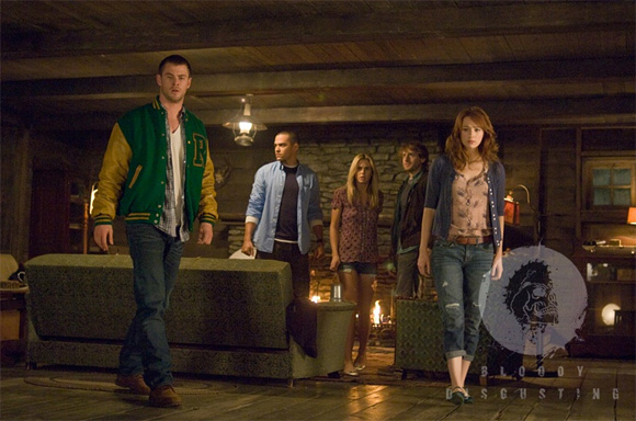 First Look: Cabin in the Woods