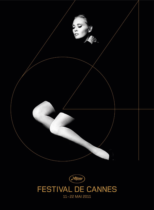 Perfekt: Offizielles Poster Cannes 2011. via www.firstshowing.net