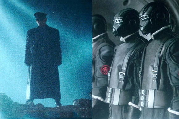 Captain America - Red Skull Photos