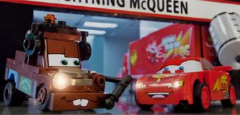Cars 2 Lego Trailer