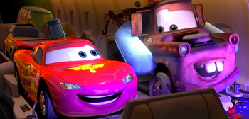Pixar's Cars 2 TV Spot