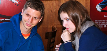 Michael Cera &#038; Anna Kendrick