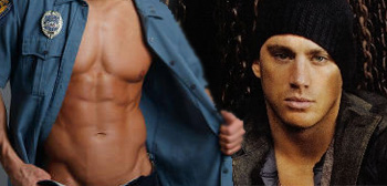 Male Stripper / Channing Tatum